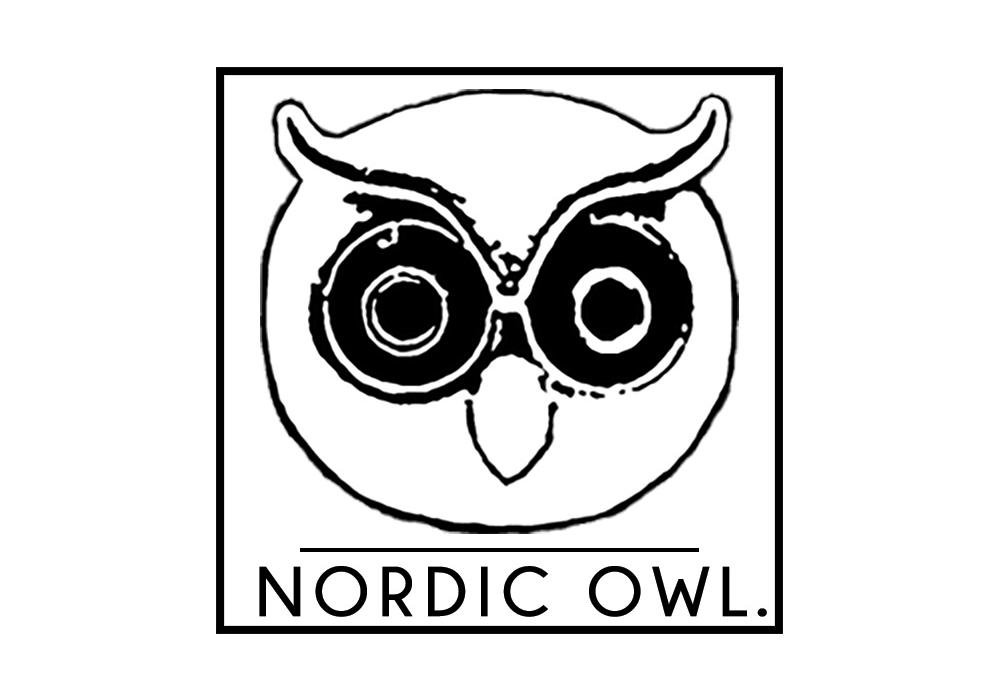 Nordic Owl. Logo